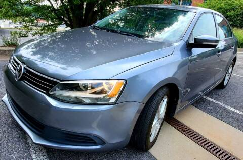2012 Volkswagen Jetta for sale at Auto Wholesalers Of Rockville in Rockville MD