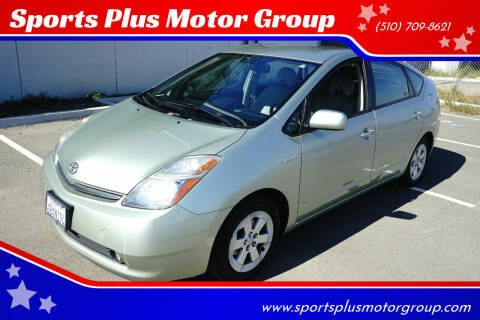 2008 Toyota Prius for sale at Sports Plus Motor Group LLC in Sunnyvale CA
