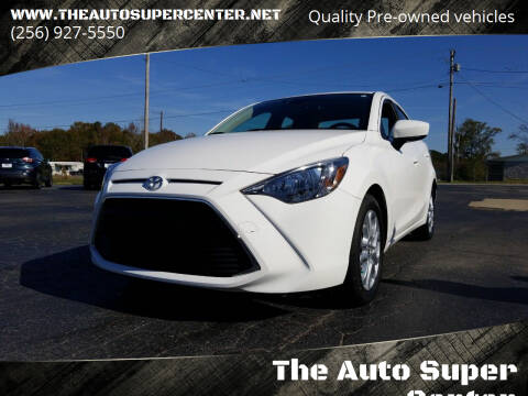 2017 Toyota Yaris iA for sale at The Auto Super Center in Centre AL