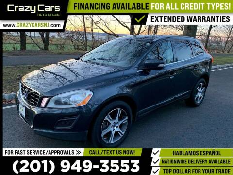 2011 Volvo XC60 for sale at Crazy Cars Auto Sale in Jersey City NJ