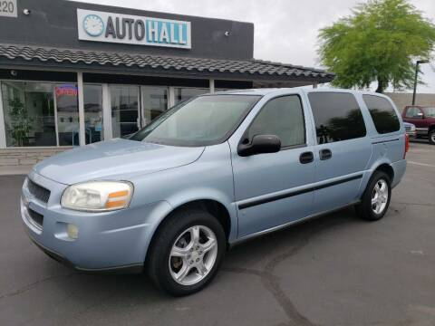 2007 Chevrolet Uplander for sale at Auto Hall in Chandler AZ