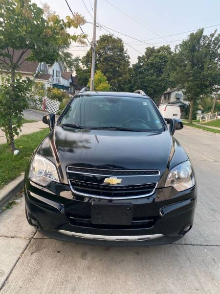 2015 Chevrolet Captiva Sport for sale at Sphinx Auto Sales LLC in Milwaukee WI