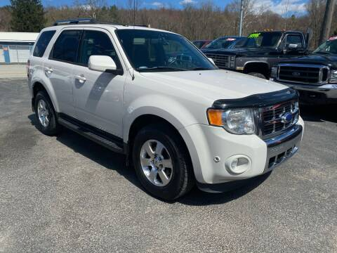 2012 Ford Escape for sale at INTERNATIONAL AUTO SALES LLC in Latrobe PA