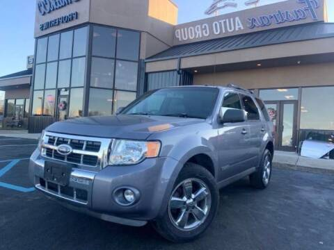 2008 Ford Escape for sale at FASTRAX AUTO GROUP in Lawrenceburg KY