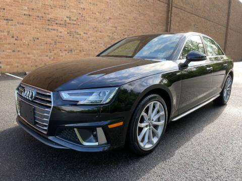 2019 Audi A4 for sale at Vantage Auto Wholesale in Moonachie NJ