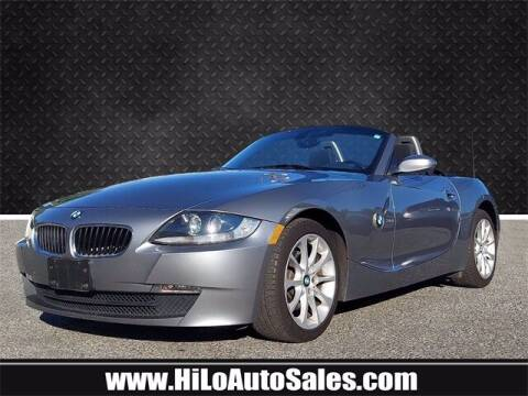 2006 BMW Z4 for sale at Hi-Lo Auto Sales in Frederick MD
