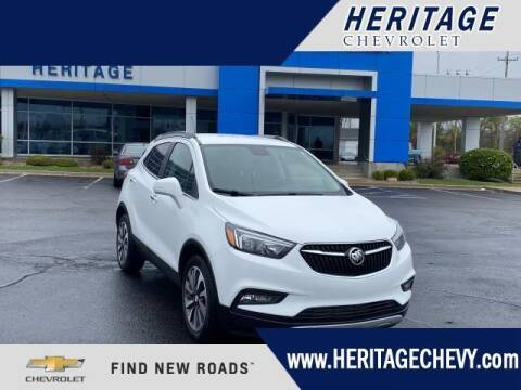 2018 Buick Encore for sale at HERITAGE CHEVROLET INC in Creek MI