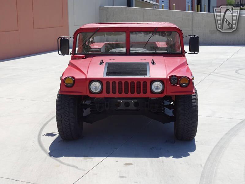 1986 AM General Hummer for sale in Deer Valley, AZ
