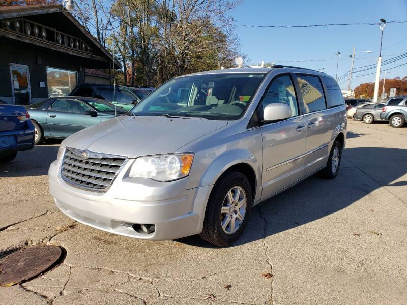 2009 Chrysler Town and Country for sale at Jims Auto Sales in Muskegon MI