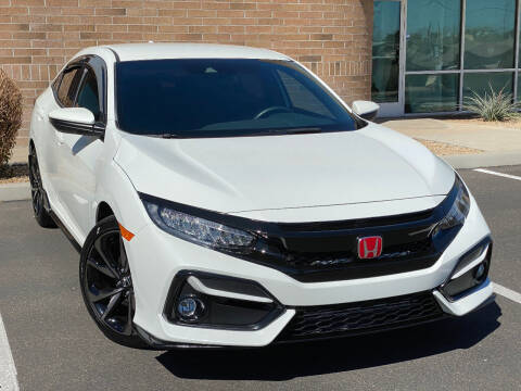 2019 Honda Civic for sale at AKOI Motors in Tempe AZ