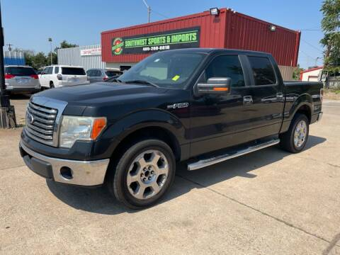 2010 Ford F-150 for sale at Southwest Sports & Imports in Oklahoma City OK