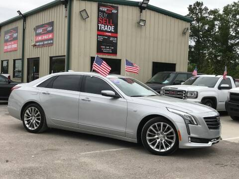 2017 Cadillac CT6 for sale at Premium Auto Group in Humble TX