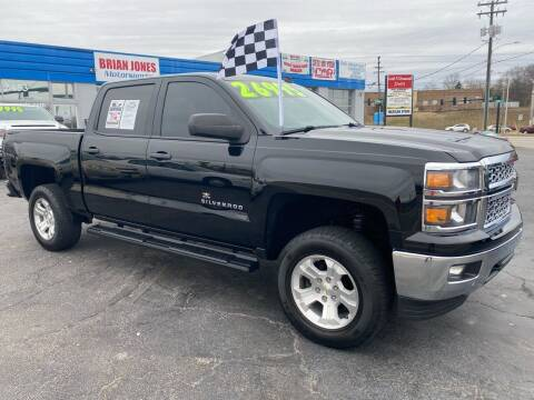 2014 Chevrolet Silverado 1500 for sale at Brian Jones Motorsports Inc in Danville VA