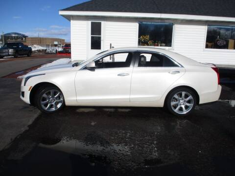 2013 Cadillac ATS for sale at KAISER AUTO SALES in Spencer WI