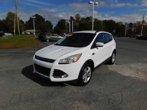 2013 Ford Escape for sale at Paniagua Auto Mall in Dalton GA