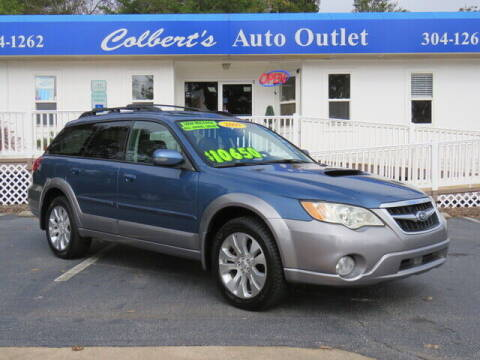 2009 Subaru Outback for sale at Colbert's Auto Outlet in Hickory NC