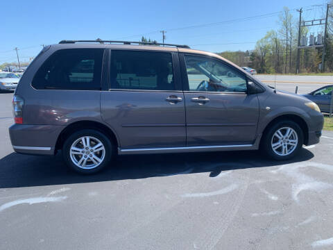 2006 Mazda MPV for sale at Doug White's Auto Wholesale Mart in Newton NC