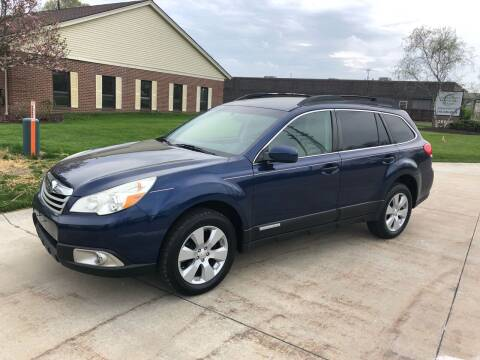 2010 Subaru Outback for sale at Renaissance Auto Network in Warrensville Heights OH