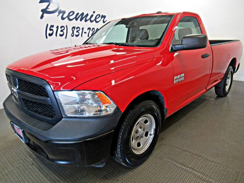2015 RAM Ram Pickup 1500 for sale at Premier Automotive Group in Milford OH