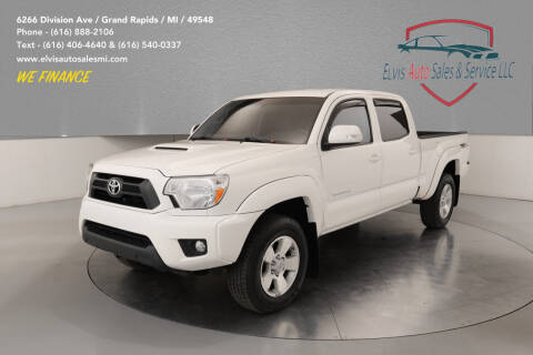 2015 Toyota Tacoma for sale at Elvis Auto Sales LLC in Grand Rapids MI