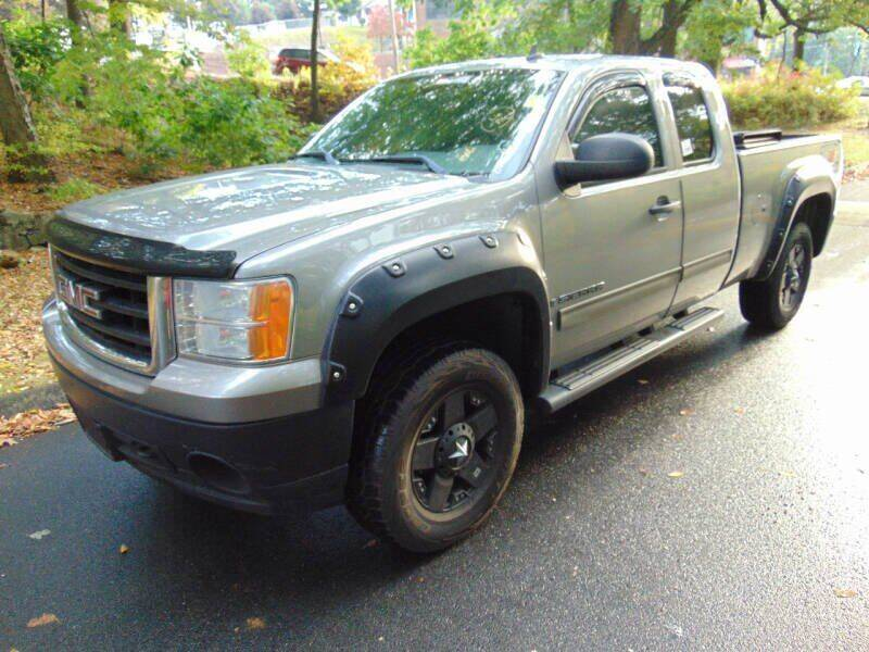 2007 GMC Sierra 1500 Work Truck 4dr Extended Cab 4WD 5.8 ft. SB - Waterbury CT