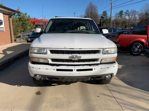 2006 Chevrolet Suburban for sale at R & L Autos in Salisbury NC