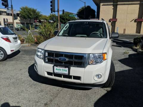 2012 Ford Escape for sale at Auto City in Redwood City CA