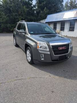 2012 GMC Terrain for sale at WEB NIK Motors in Fitchburg MA