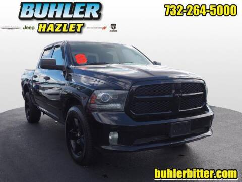 2014 RAM Ram Pickup 1500 for sale at Buhler and Bitter Chrysler Jeep in Hazlet NJ