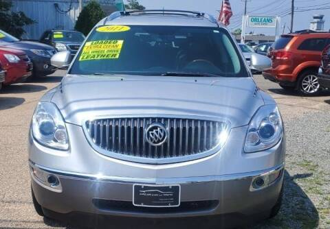 2011 Buick Enclave for sale at Cape Cod Cars & Trucks in Hyannis MA
