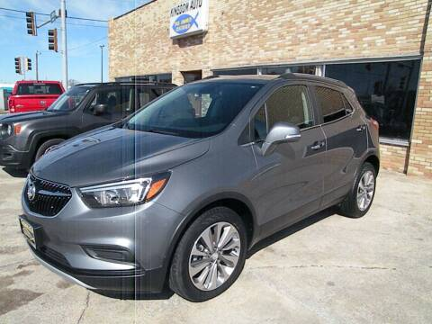2019 Buick Encore for sale at Kingdom Auto Centers in Litchfield IL