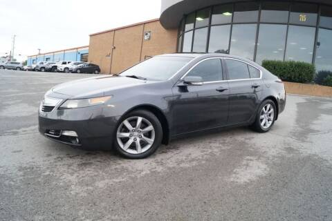 2012 Acura TL for sale at Next Ride Motors in Nashville TN