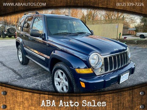 2006 Jeep Liberty for sale at ABA Auto Sales in Bloomington IN