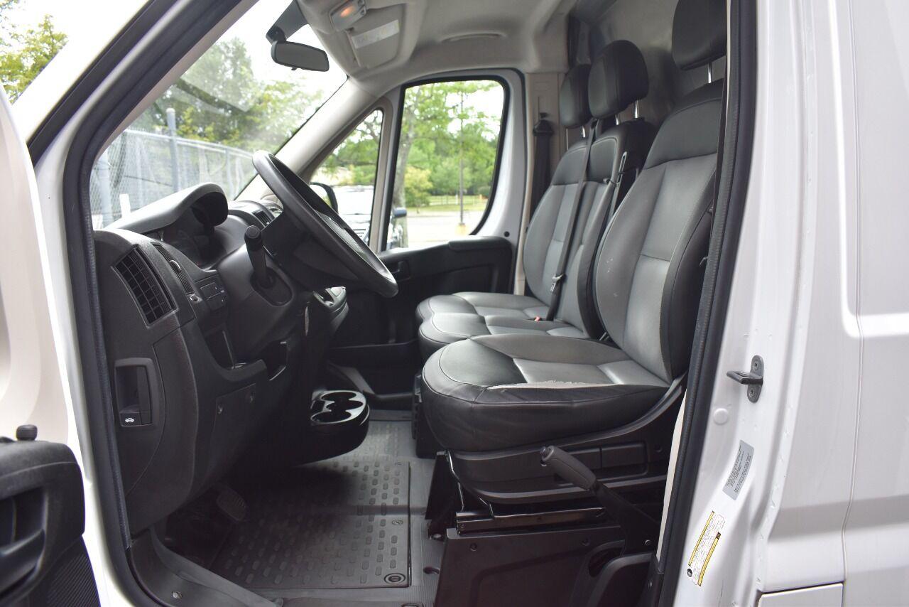 2015 RAM ProMaster Cargo 2500 159 WB 3dr High Roof Cargo Van full