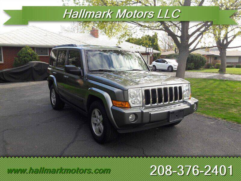 2008 Jeep Commander for sale in Boise, ID