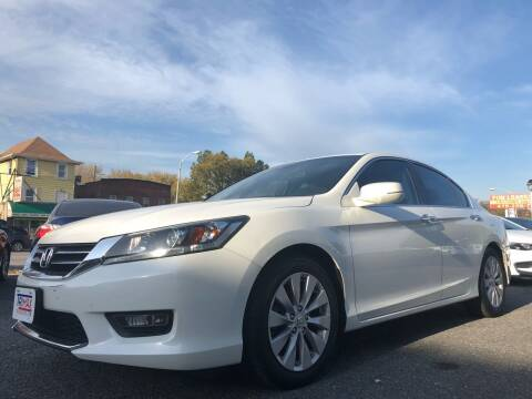 2014 Honda Accord for sale at Trimax Auto Group in Baltimore MD
