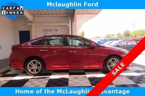 2018 Hyundai Sonata for sale at McLaughlin Ford in Sumter SC