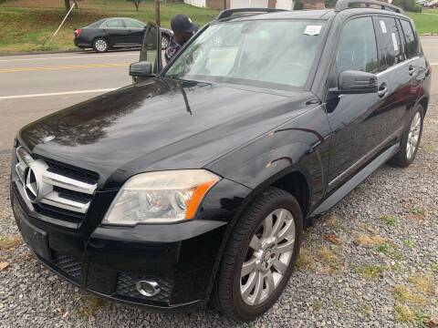 2010 Mercedes-Benz GLK for sale at Trocci's Auto Sales in West Pittsburg PA