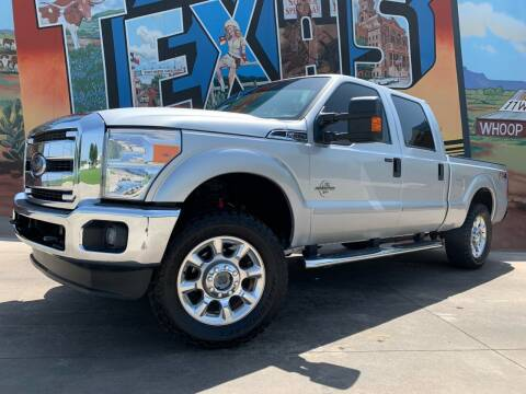 2012 Ford F-250 Super Duty for sale at Sparks Autoplex Inc. in Fort Worth TX