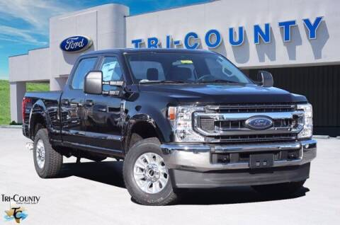 2021 Ford F-250 Super Duty for sale at TRI-COUNTY FORD in Mabank TX