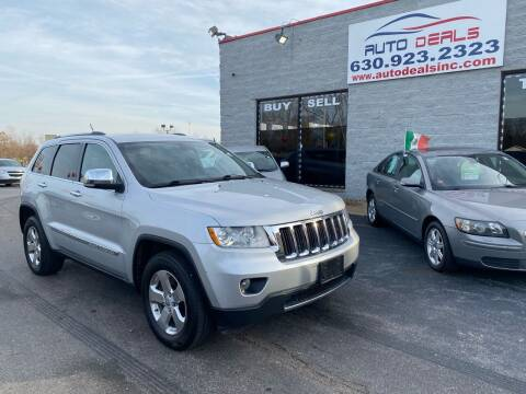 2011 Jeep Grand Cherokee for sale at Auto Deals in Roselle IL