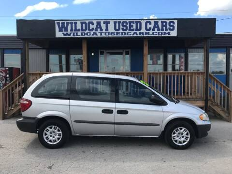 2004 Dodge Caravan for sale at Wildcat Used Cars in Somerset KY