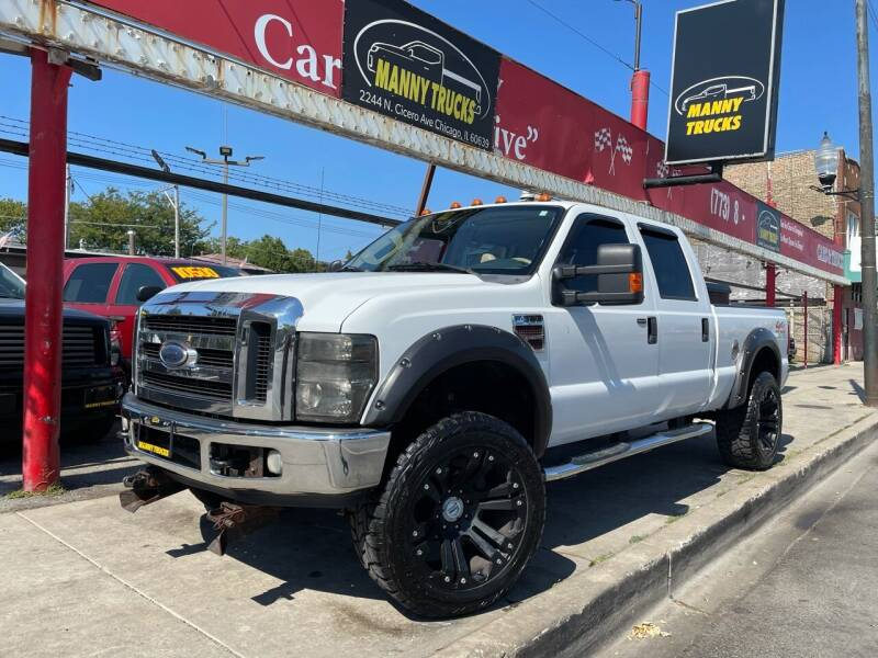 2008 Ford F-350 Super Duty for sale at Manny Trucks in Chicago IL