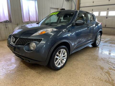 2013 Nissan JUKE for sale at Sand's Auto Sales in Cambridge MN