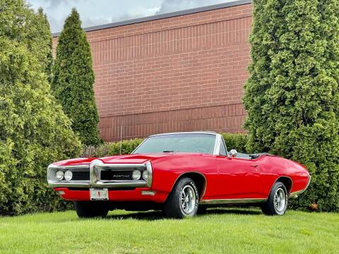 1969 Pontiac Le Mans for sale at Classic Auto Haus in Geneva IL