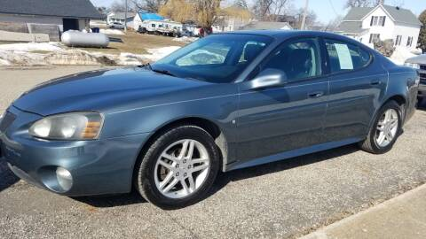 2006 Pontiac Grand Prix for sale at GBS Sales in Great Bend ND