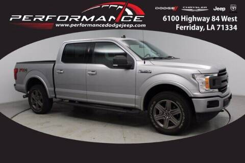 2020 Ford F-150 for sale at Performance Dodge Chrysler Jeep in Ferriday LA
