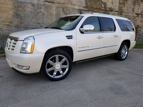 2011 Cadillac Escalade ESV for sale at Music City Rides in Nashville TN