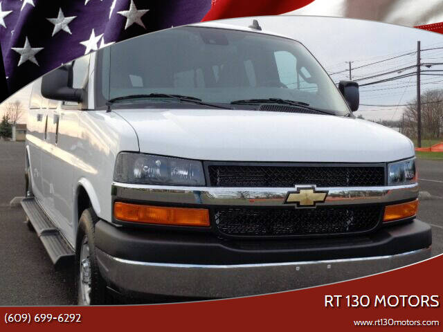 2020 Chevrolet Express Passenger for sale at RT 130 Motors in Burlington NJ