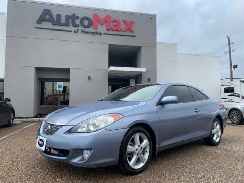 2006 Toyota Camry Solara for sale at AutoMax of Memphis - V Brothers in Memphis TN